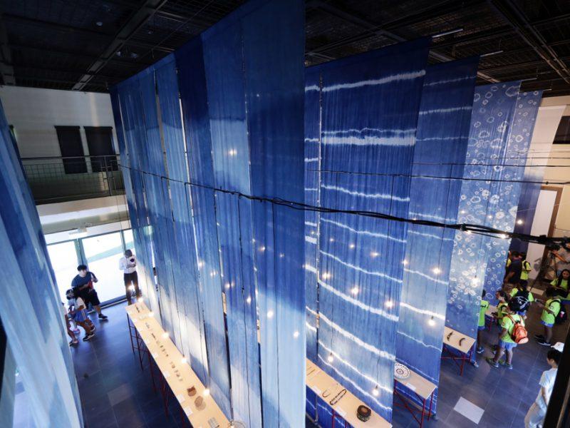 到台東工藝設計展 看見「藍」的100種變化式