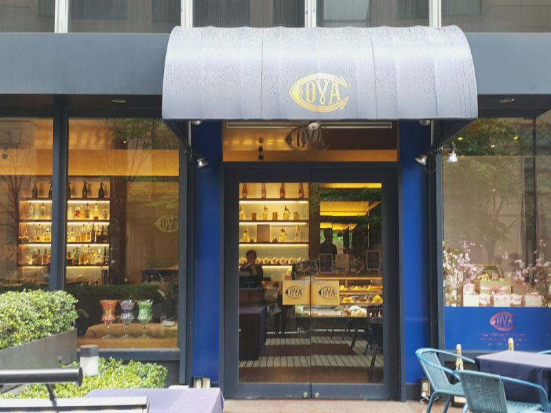 Creating a High-End Brand Century-Old Italian Confectionery Brand Cova Advances Into Tokyo