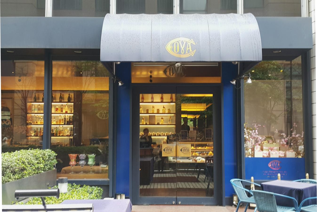 高端品牌打造術:義大利百年甜點老店COVA走進東京