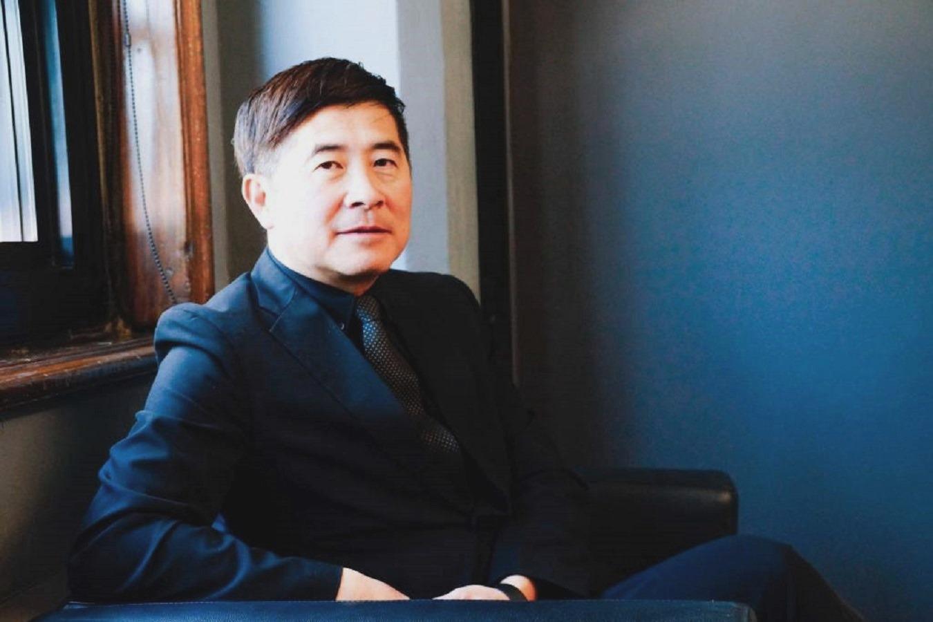 新任台創董事長張基義 深諳黃金同心圓原則
