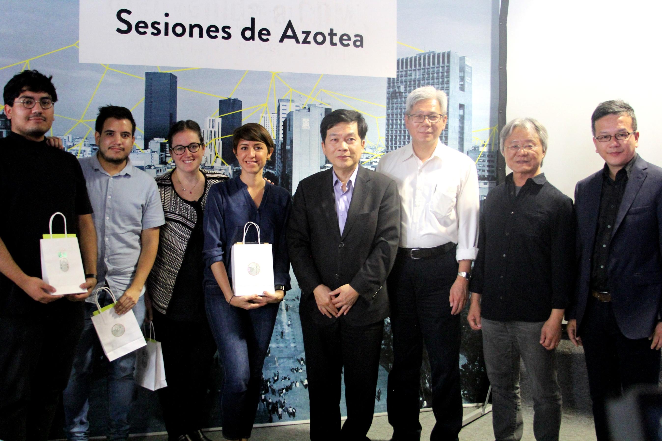 臺中為申辦2022年世界設計之都取經 與墨西哥組織交流城市未來樣貌