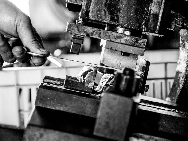 設計攜手傳統工藝 向台灣的金屬工廠致敬