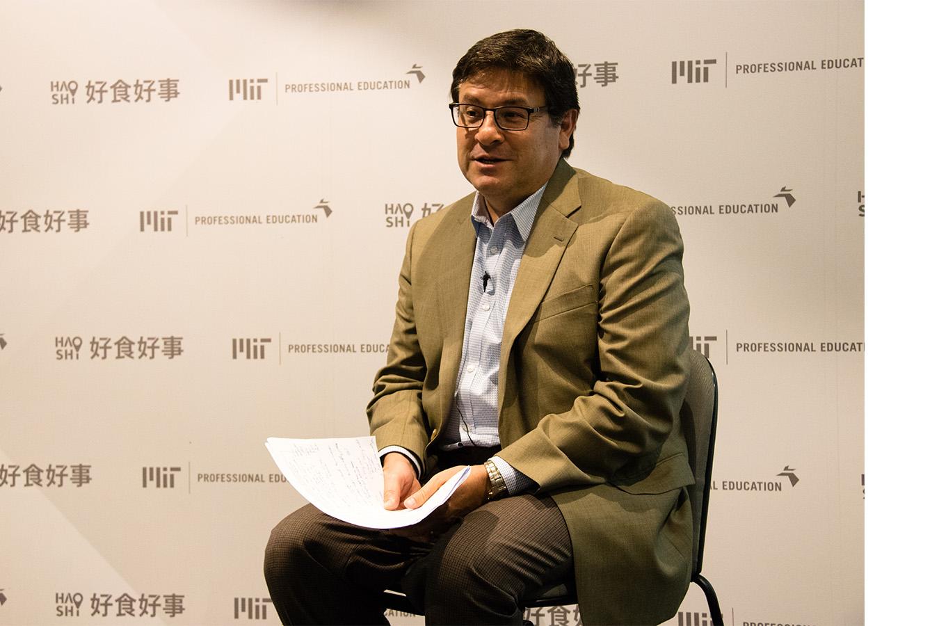 【TGA x 食力】MIT創新專家David Niño來台開講:團隊才是食農新創之本!