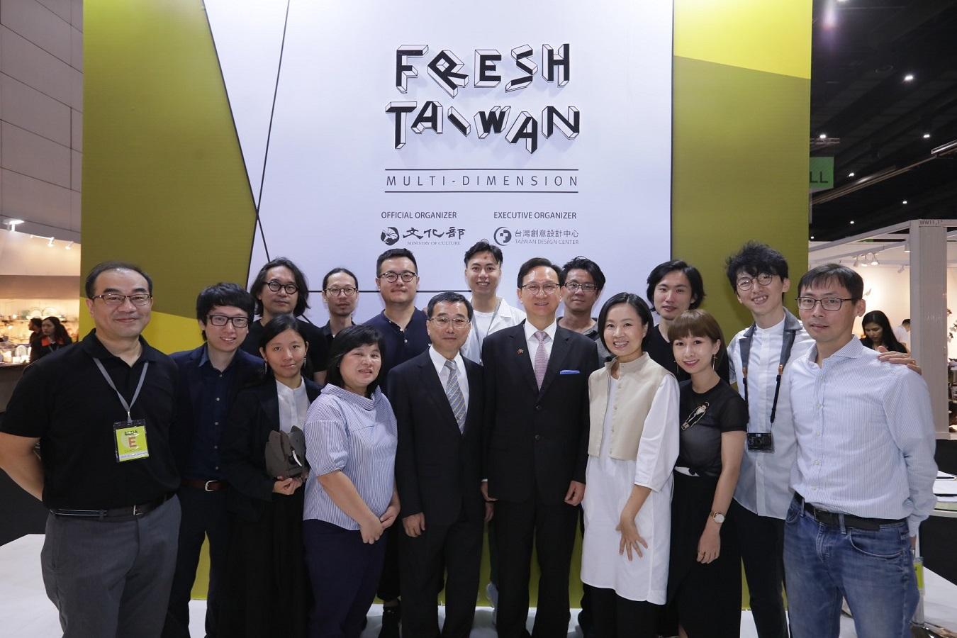 Fresh Taiwan臺灣設計潮流 驚豔曼谷百貨