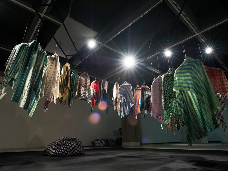 Craft and Digital Technology Combined: YenTing Cho's Stunning Textile Designs Make Waves on the International Stage