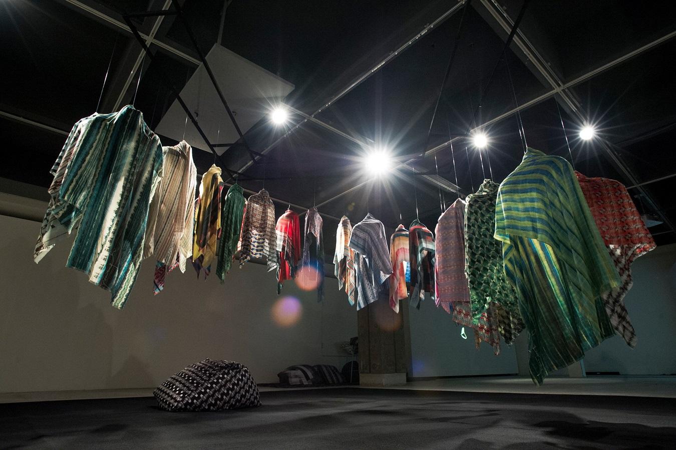 數位科技結合手感工藝 卓彥廷織品設計驚艷國際商展