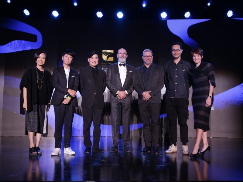 Creative Mavericks from 4 Countries for Social Responsibility at Golden Pin Design Award 2018 Forum
