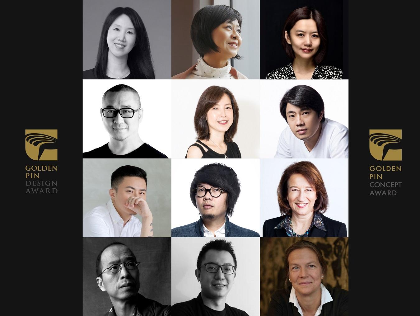 Golden Pin Design Award & Golden Pin Concept Design Award 2019 Jury List Announced