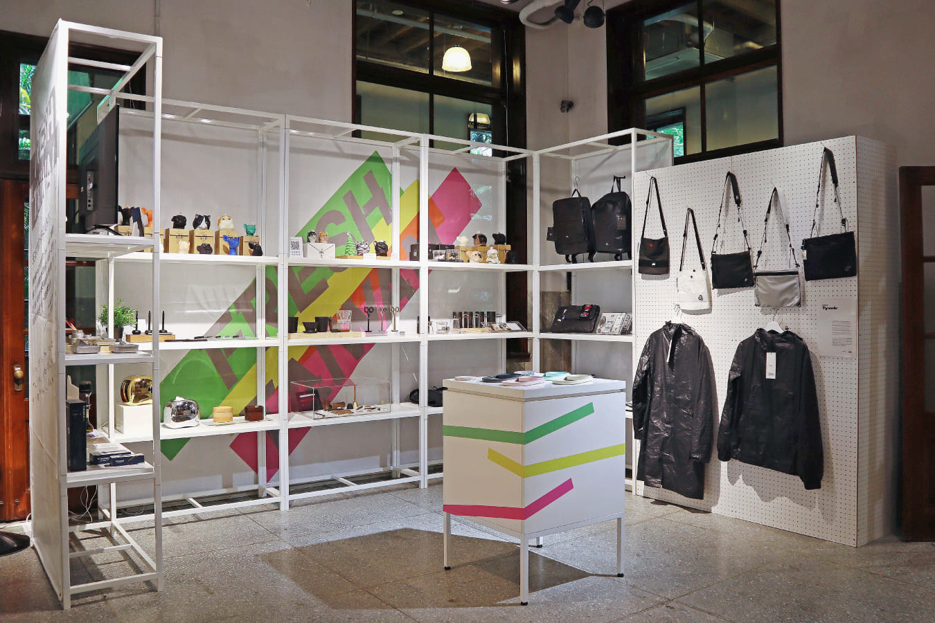 世界舞台上的臺灣文創招牌 Fresh Taiwan將於國內五大創意園區展售