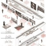 空間設計類:「月台前聲今事 一封 寄存在車站的遺言」(崑山科技大學空間設計系,余文翔)