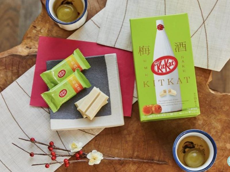 【TGA x 食力】打入甜點王國日本!雀巢KitKat反客為主的在地化創新策略