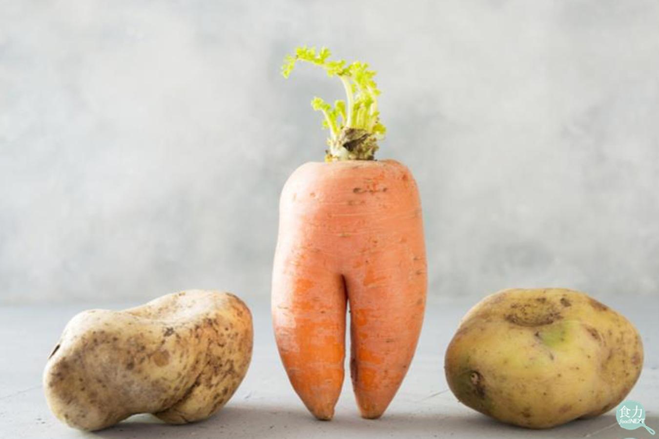 【TGA x 食力】醜食風潮!吃醜陋的蔬果拯救地球?
