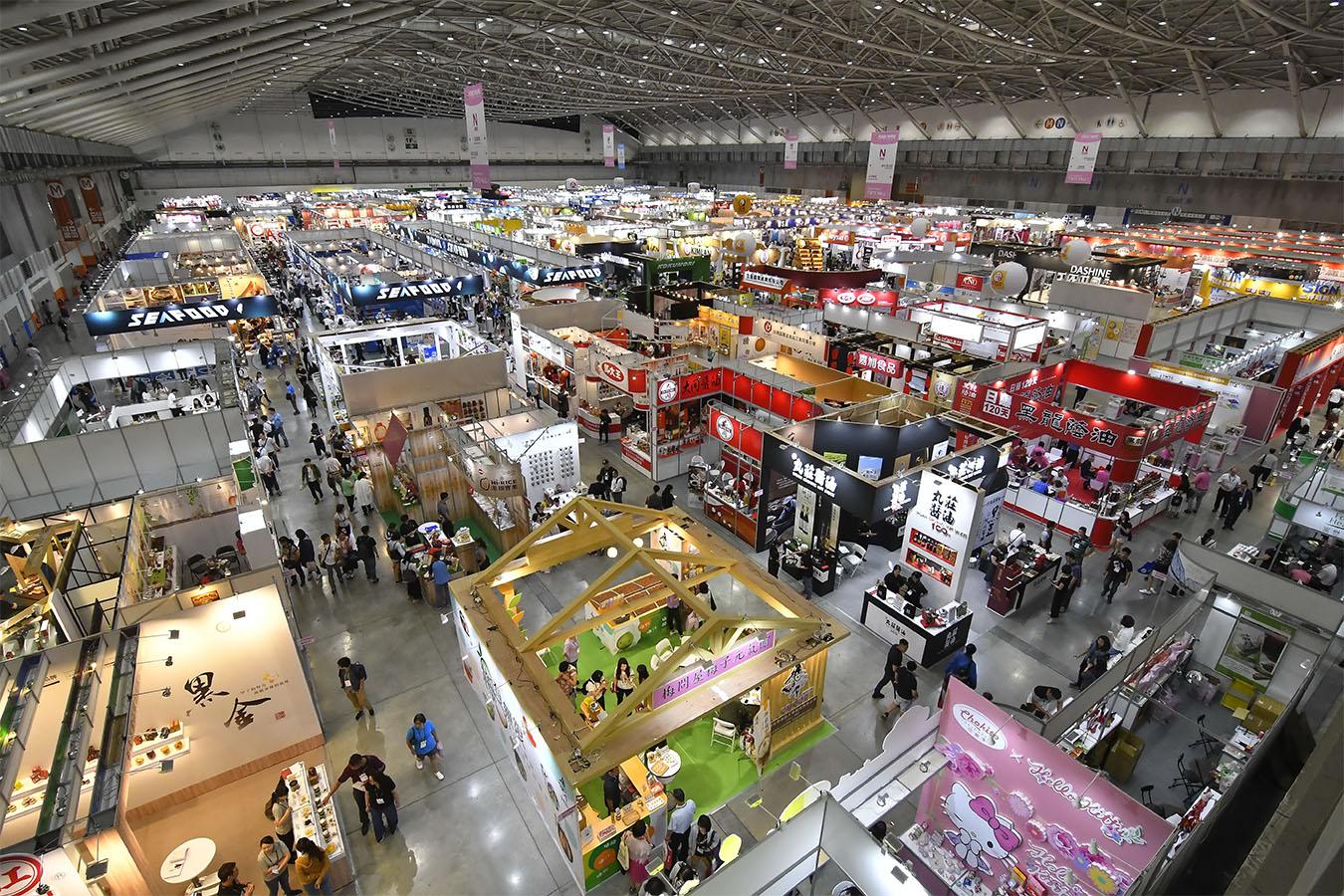 2019台北國際食品展登場 茶飲原料、素食、農產品成趨勢亮點