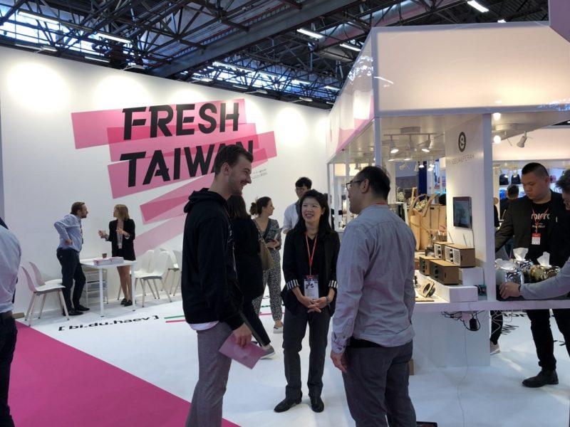 Fresh Taiwan文創國家隊 前進全球最大生活美學盛會