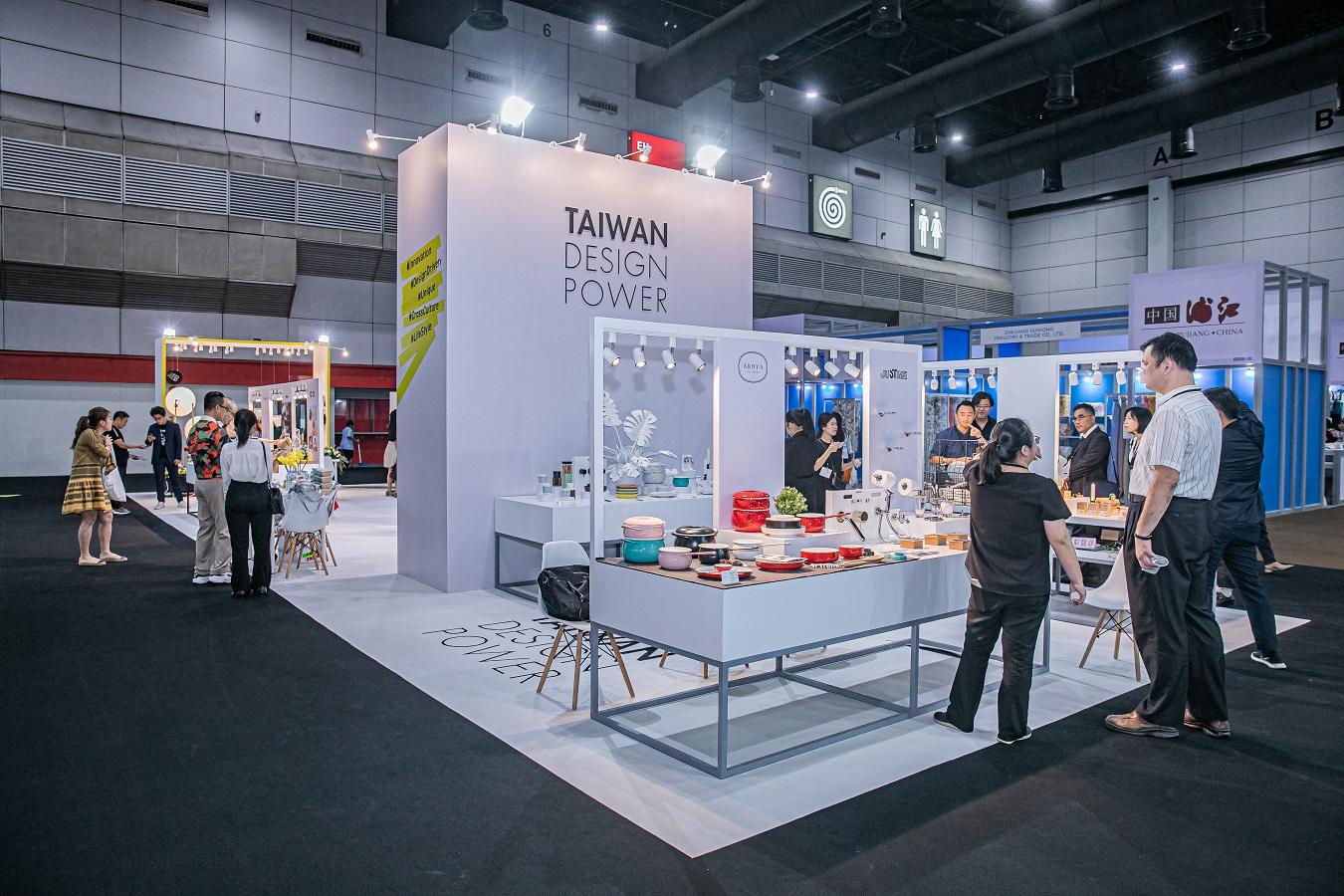 台泰國際合作三年有成 設計開啟南向新商機