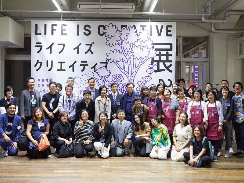 台灣社會設計浪潮改變高齡世界 在地7典範案例赴日本神戶展出