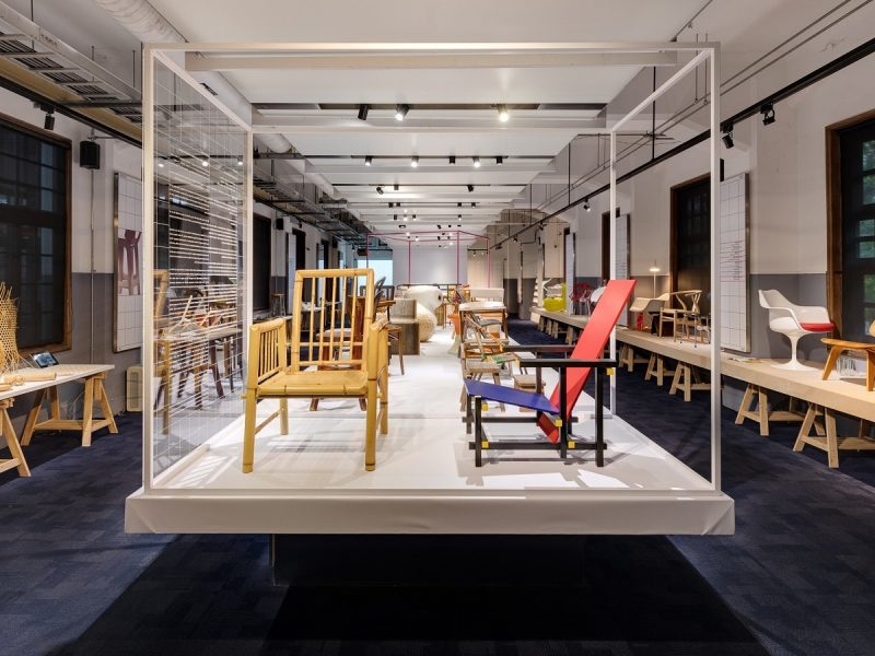 SIT DOWN PLEASE: Looking for Taiwanese Aesthetic from the Local Chair Design