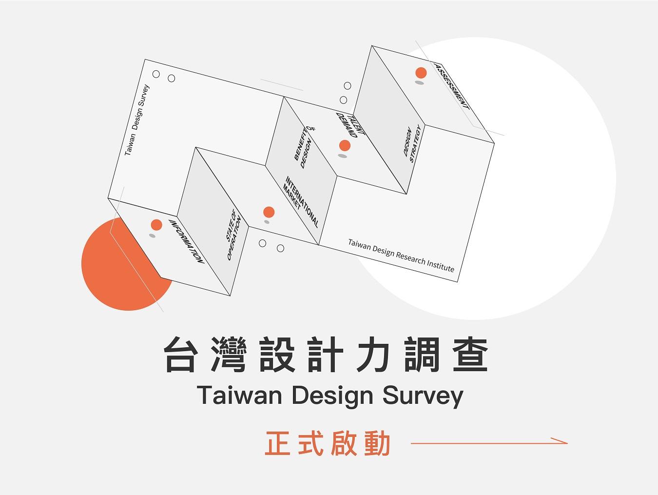 2020台灣設計力調查正式啟動!廣邀設計公司、企業設計部門踴躍參與
