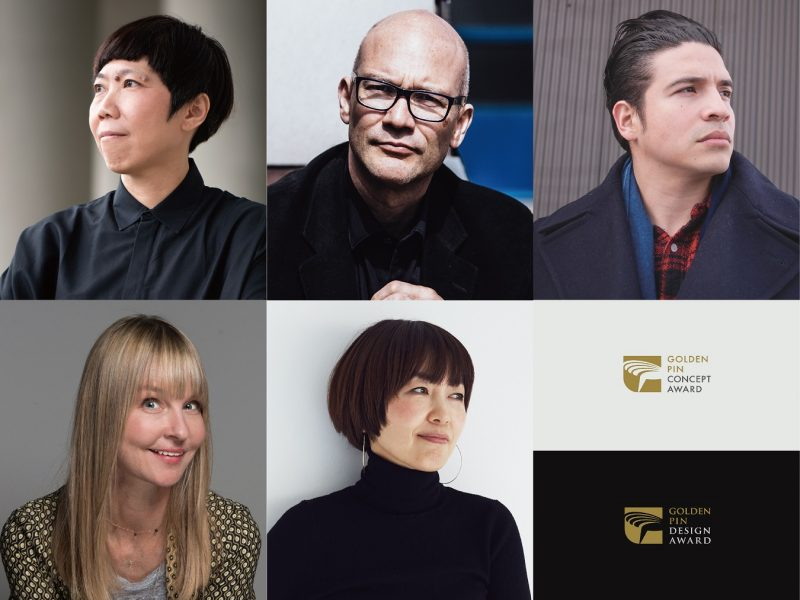 The 2020 Golden Pin Design Award International Jury Members Announced! Early-Bird Registration Discount until June 1st