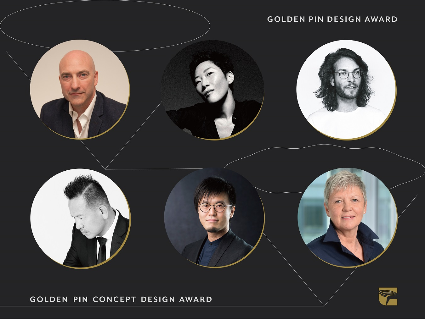 The 85 Jury Members of the 2020 Golden Pin Design Award and Golden Pin Concept Design Award Announced