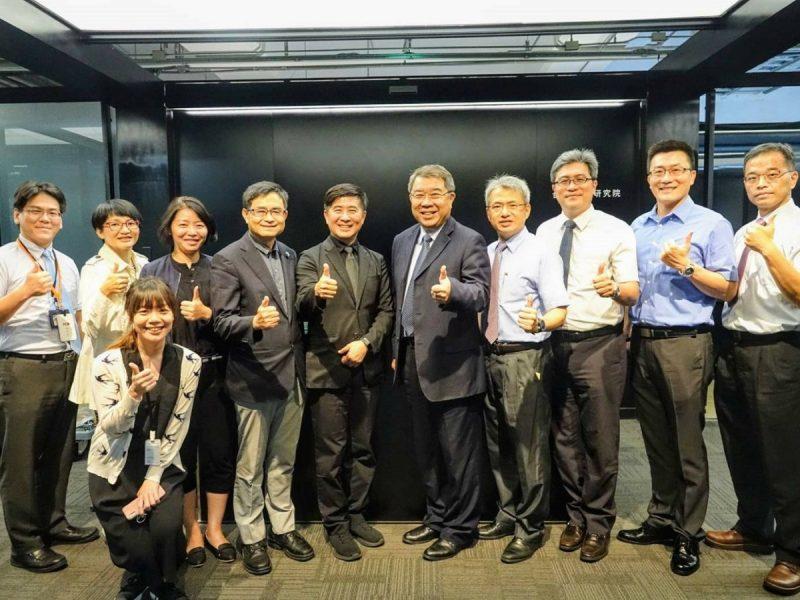 推動醫療創新設計 台灣設計研究院與國軍桃園總醫院簽署合作備忘錄