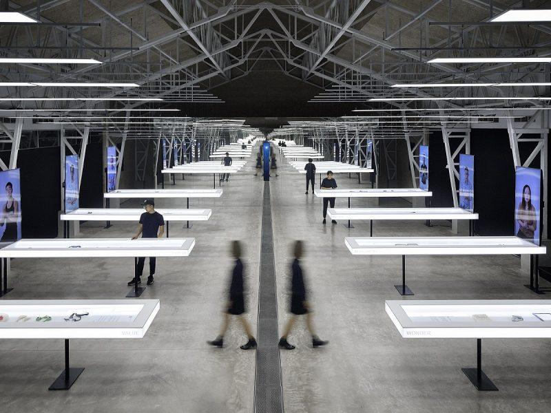 2020台灣設計展「Check in新竹—人來風」城市即展場的設計盛事
