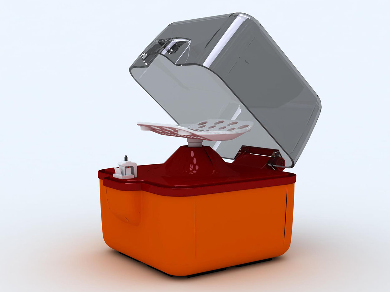 小型實驗室用離心機