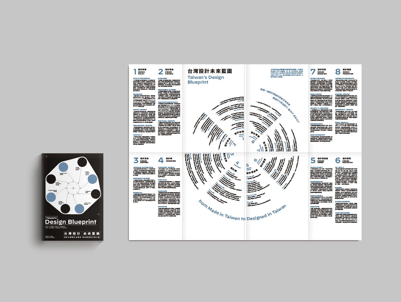 台灣設計未來藍圖──探究台灣設計生態系,制定策略與行動方案