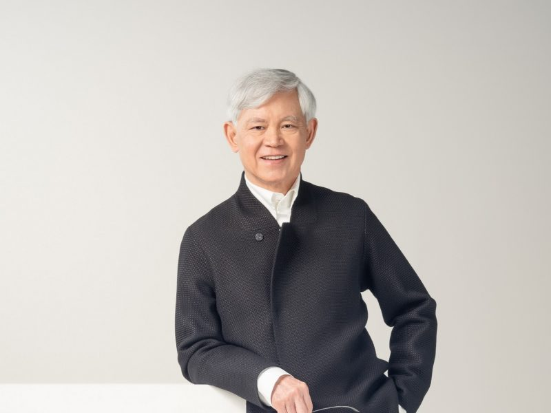 Tony K.M. Chang is Awarded the Golden Pin Design Award 2020 Honorary Award for his Accomplishments in Promoting Taiwanese Design
