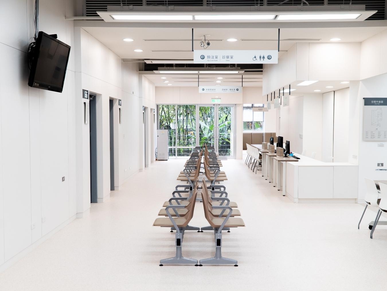衛生所再設計 打造一致、安心、專業的公衛服務現場