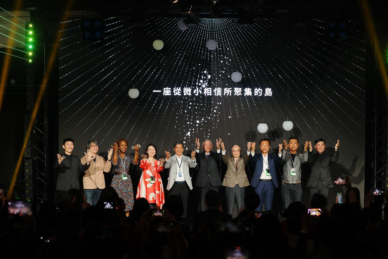 2021臺灣文博會盛大開幕! 6位文化工作者帶來匯聚相信的故事 展現臺灣文化自信深厚力量