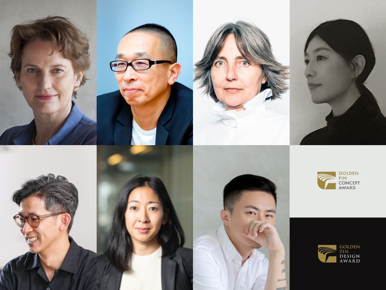 The 2021 Golden Pin Design Award Jury Announced! Early-Bird Registration Discount until June 30th